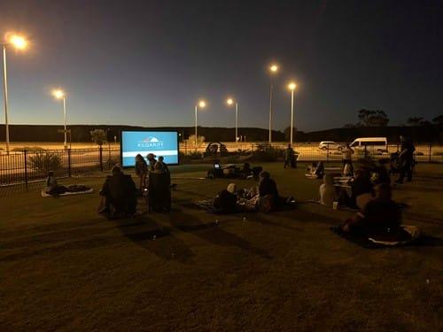kilgariff movie night