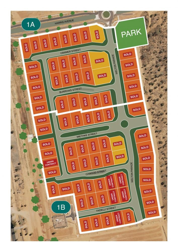 Kilgariff_Sold Plan_August 2020