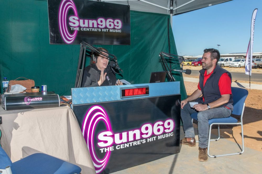 sun969 live radio stall